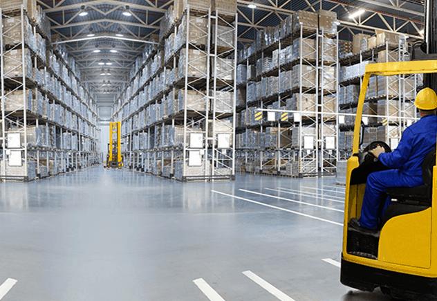 empresas logistica y almacenaje coslada