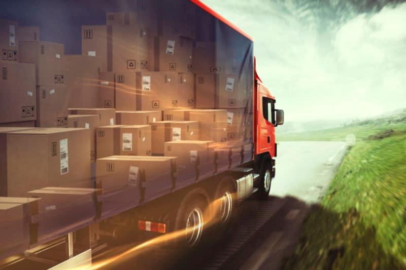 servicio de grupaje en transporte internacional