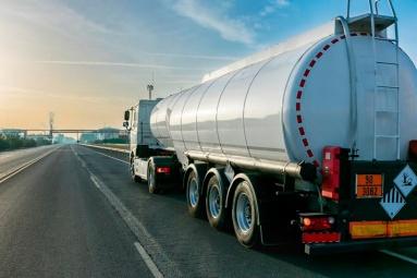 transportar mercancías peligrosas