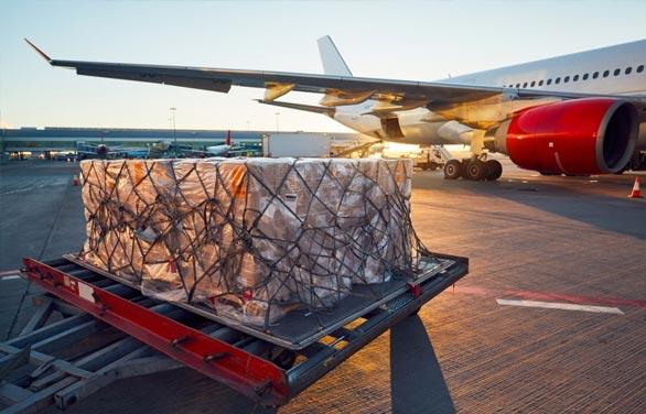 Transporte Aéreo de Mercancías Barcelona 1