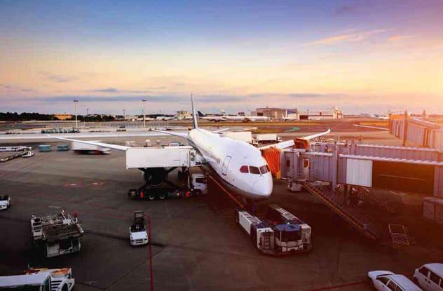 Transporte Aéreo de Mercancías Madrid 3