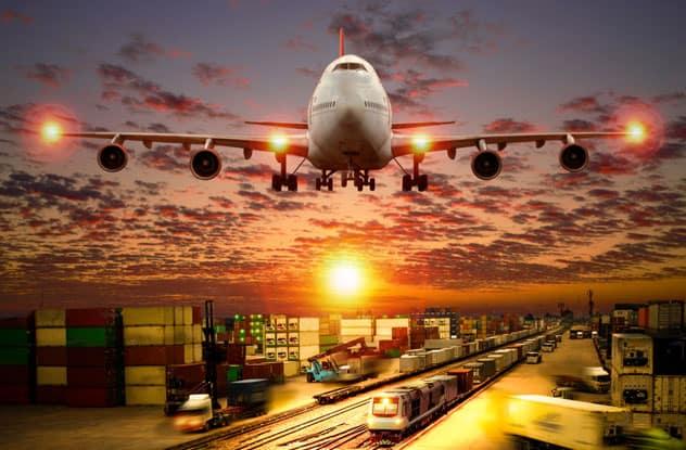 Transporte Aéreo de Mercancías Madrid 4